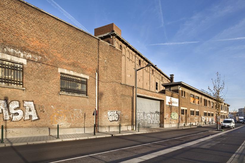 <font color=black>Brouwerij Belle-Vue Brussel</font> <br> i.o.v Koninklijke Commissie voor Monumenten en Landschappen
