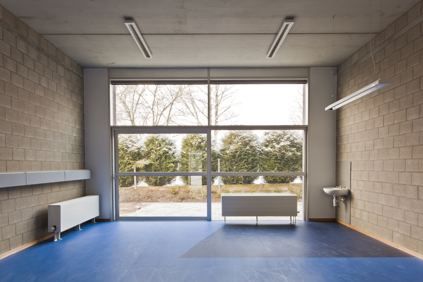 <font color=black>Basisschool Den Top Sint-Pieters-Leeuw</font> <br>Architect Karel Breda
