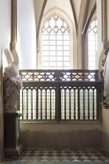 <font color=black>Sint-Salvatorskathedraal in Brugge</font> <br>Altritempi