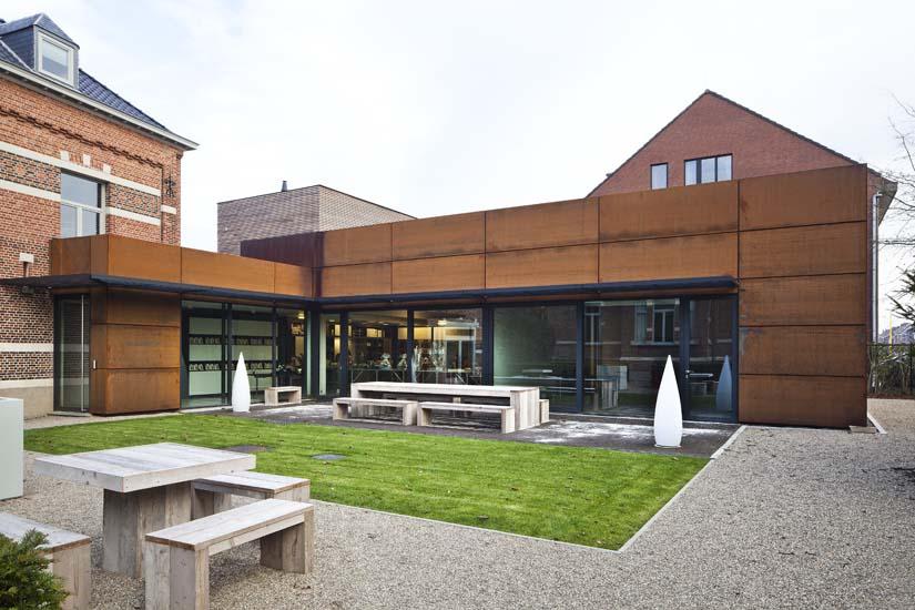 <font color=black>Colruyt Group Academy</font> <br>G&G Architecten te Grimbergen