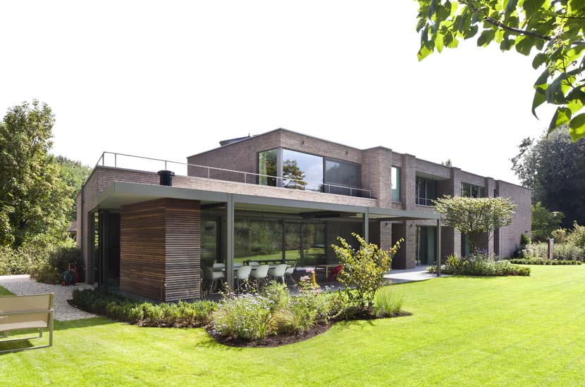 <font color=black>Villa in Grimbergen</font> <br>i.o.v. G&G Architecten te Grimbergen