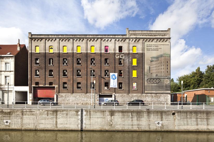 <font color=black>Meunerie Moulaert Brussel</font> <br> i.o.v Koninklijke Commissie voor Monumenten en Landschappen