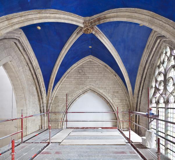 <font color=black>Sint-Martinusbasiliek Halle</font> <br>Architect Karel Breda - Altritempi- Monument