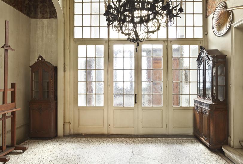 <font color=black>woning Rassenfosse</font> <br>i.o.v. Barbara Van Der Wee studio for architecture